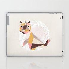 Geometric Cat Laptop & iPad Skin