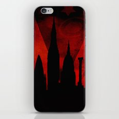 COLLAGE LOVE: Street Life  iPhone & iPod Skin