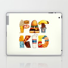 FAT KID Laptop & iPad Skin