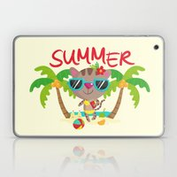 Hello, summer Laptop & iPad Skin