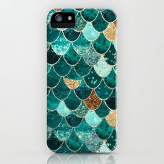 REALLY MERMAID iPhone (5, 5s) Slim Case