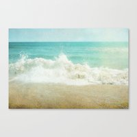 Sea-Licous Canvas Print