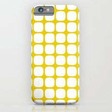 Franzen Yellow iPhone 6 Slim Case