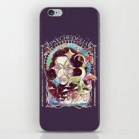 Psychedelia iPhone & iPod Skin