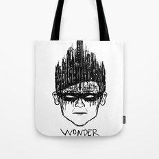 Robin, Boy of Wonder Tote Bag