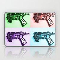 Ray Gun A Laptop & iPad Skin