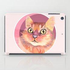 Miss Meowgi iPad Case