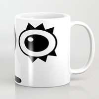 BlUe eYe Mug