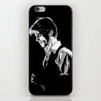 Thin White Duke iPhone & iPod Skin