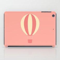 #84 Hot Air Balloon iPad Case