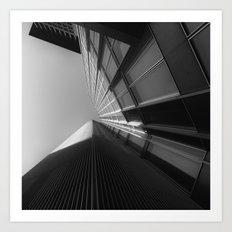 Windows To The Sky Art Print