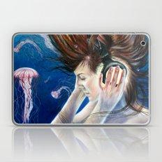 Deep Sounds Laptop & iPad Skin