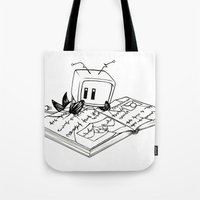 Computer Research Tote Bag