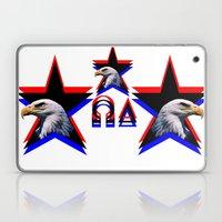 3 Star, Omega Delta Laptop & iPad Skin