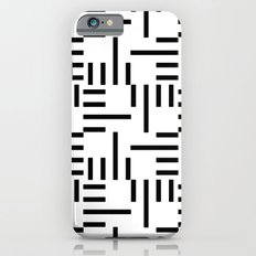 Kemper Black & White iPhone 6s Slim Case