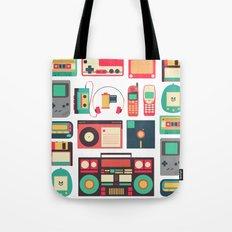 Retro Technology 1.0 Tote Bag