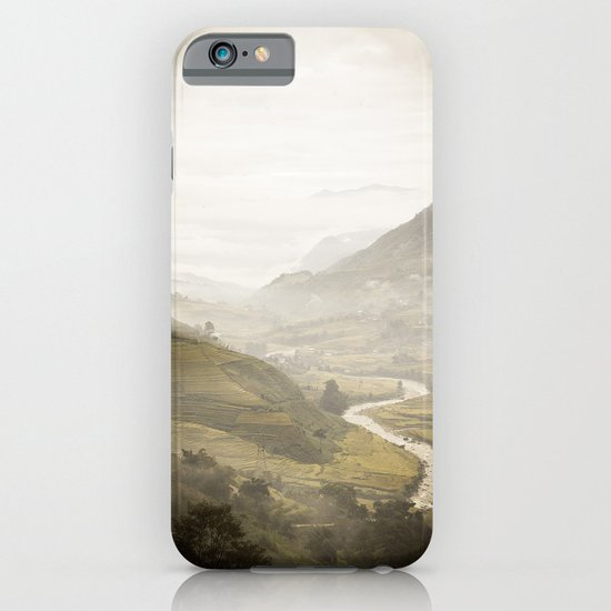The River iPhone & iPod Case