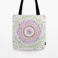 Intricate Spring Tote Bag