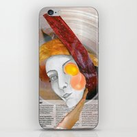 HUEVO GEHRY iPhone & iPod Skin