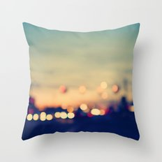 We're only young once Throw Pillow
