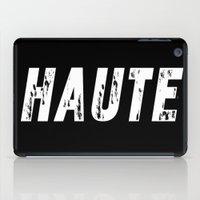 Haute - High Fashion Inv… iPad Case