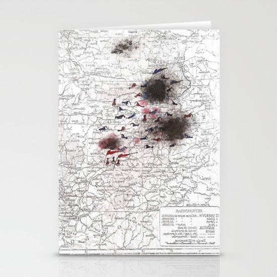Battlefield I Stationery Card