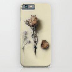 Dried Rose iPhone 6 Slim Case