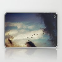 For Love of Sky Laptop & iPad Skin