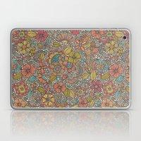 Doodles Garden Laptop & iPad Skin