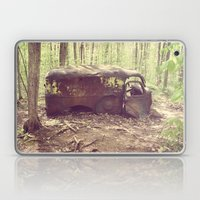 Old Abandoned Truck Laptop & iPad Skin