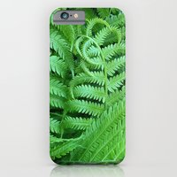 iPhone & iPod Case featuring Green Tangle by Shy Photog