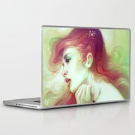 Out Of The Sea Laptop & iPad Skin