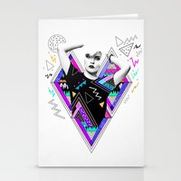 Heart Of Glass - Kris Tate x Ruben Ireland Stationery Cards