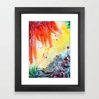 Hypergraff Framed Art Print