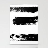 Brush 02 Stationery Cards