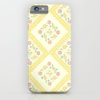 iPhone & iPod Case featuring vintage 6 by kate gabrielle