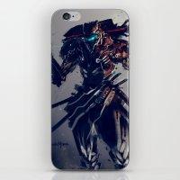 Triblade iPhone & iPod Skin