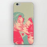 Too Sweet I Might Get Ca… iPhone & iPod Skin