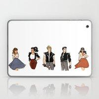 50s Thor Gang Laptop & iPad Skin
