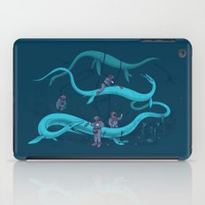 Cryptozookeeping iPad Case