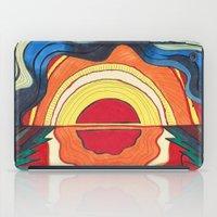 Ocean Sunset iPad Case