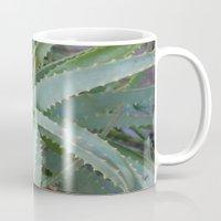 Aloe Vera  Mug