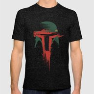 T-shirt featuring Bounty Hunter by Victor Vercesi