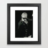 Erotica Framed Art Print