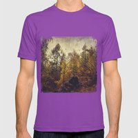 Find your place Mens Fitted Tee Ultraviolet SMALL