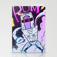 ROM! Stationery Cards