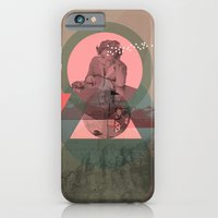 iPhone & iPod Case featuring Reflection by Natalie Nicklin