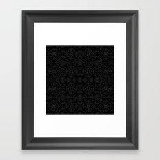 UFOlk 4 Framed Art Print