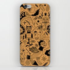 Curious Collection No. 1 iPhone & iPod Skin