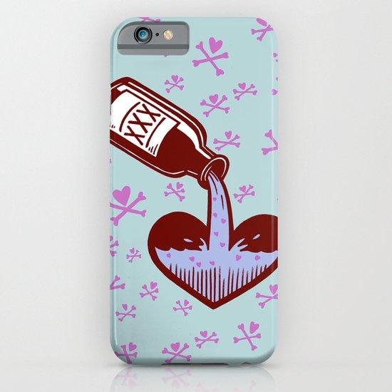 Drunkenheart iPhone & iPod Case